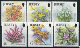 Jersey, michel 1105/10, xx