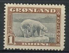 Groenland, michel 14 , xx