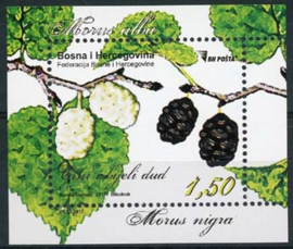Bosnie Herz., blok 60, xx