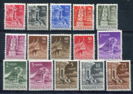 Indonesie, zbl. 24/38, xx