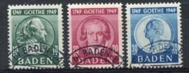 Baden, michel 47/49, o