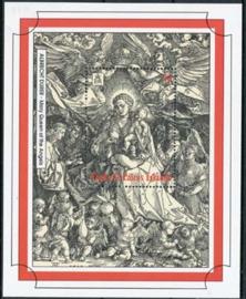 Turks, michel blok 128, xx