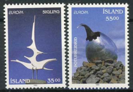 IJsland, michel 786/87, xx