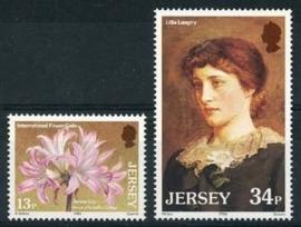 Jersey, michel 372/73, xx