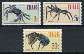 Niue, michel 109/11, xx