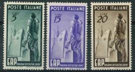 Italie, michel 774/76, xx