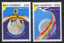 S.Marino, michel 1756/57, xx