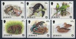 Jersey, michel 799/04, xx