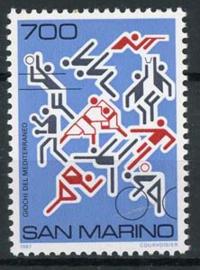 S.Marino, michel 1373, xx
