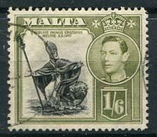Malta, michel 186, o
