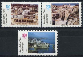 Turks Cyprus, michel 225/27, xx