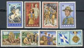 Griekenland, michel 726/33, xx