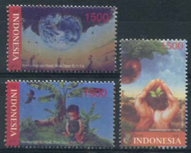 Indonesie, zbl. 2905/07, xx