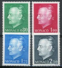 Monaco, michel 1251/54, xx