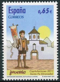 Spanje, michel 4604, xx