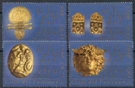 Vaticaan, michel 1386/89, xx