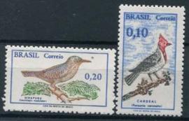 Brazilie, michel 1178/79, xx