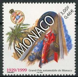 Monaco, michel 2451, xx