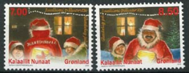 Groenland, michel 571/72, xx