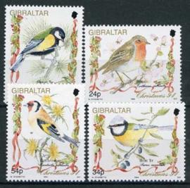 Gibraltar, michel 702/05, xx
