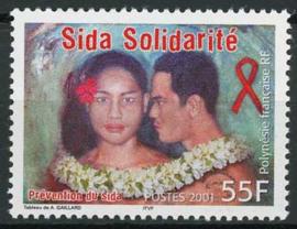 Polynesie, michel 851 , xx