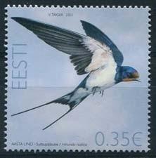 Estland, michel 693, xx