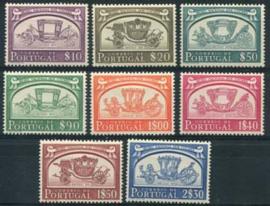 Portugal, michel 770/77, xx