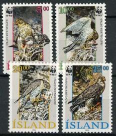 IJsland, michel 776/79, xx