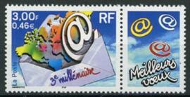 Frankrijk, michel 3505, xx