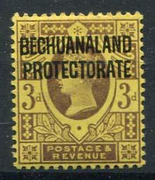 Bechuanaland, michel 49, x