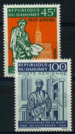 Dahomey, michel 344/45, xx