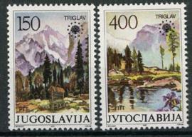 Joegoslavie, michel 2211/12, xx