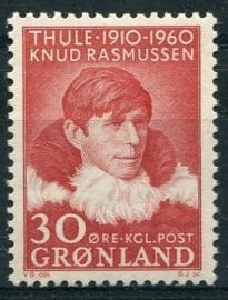 Groenland, michel 45, xx