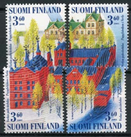 Finland, michel 1562/65, xx