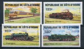 Ivoorkust, michel 826/28, xx