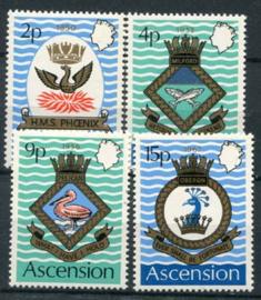 Ascension, michel 152/55, xx