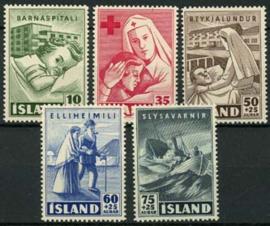 IJsland, michel 254/58, xx