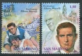 San Marino , michel 2190/91 , xx