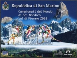San Marino , michel blok 32 , xx