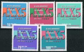 Turkije, michel 3115/19, xx