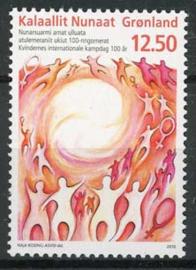 Groenland, michel 560, xx