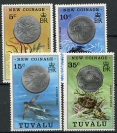 Tuvalu, michel 19/22, xx