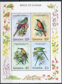 Ghana, michel blok 88, xx