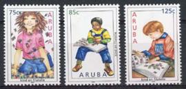 Aruba, nvph 352/54, xx