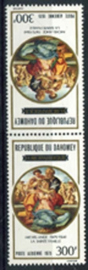 Dahomey, michel kd 633, xx