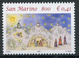 S.Marino, michel 1862, xx