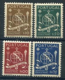 Portugal, michel 689/92, xx