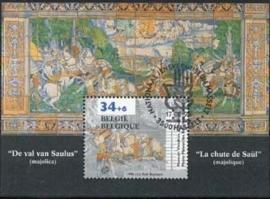 Belgie, obp blok 71, o