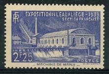 Frankrijk, michel 449, xx