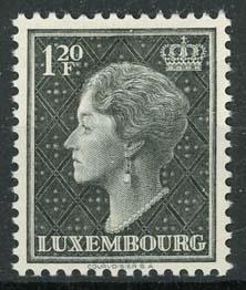 Luxemburg, michel 511, xx